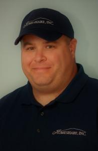Jason Heal, Director of Facilities